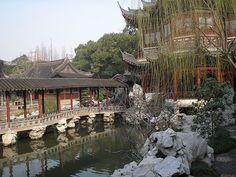 Yu Gardens Shanghai by orchard.cottage3, via Flickr