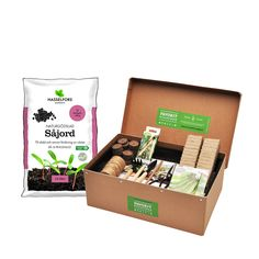 Favorit Startbox fra Urban Garden Company Container, Urban, Garden, Food, Garten, Lawn And Garden, Essen, Gardens, Meals