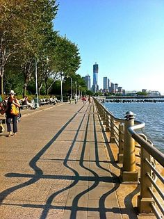 Hudson River Run Path