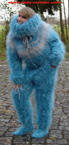 Overalls catsuits mohair - Lady Mohair - Picasa Albums Web