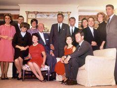 Clan Kennedy, 1960  El País