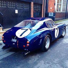 Oh my god, Becky   Ferrari 250 SWB. PC: @cars_neilcruickshank