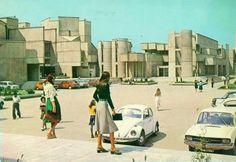 """a04t: """" Ss. Cyril and Methodius University of Skopje   Macedonia   1975–1978 Marko Marijan Mušič   1941 Modernism in Macedonia """""""