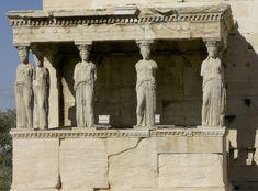 Τα μυστικά των καρυάτιδων του Ερεχθείου και της Αμφίπολης |thetoc.gr