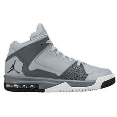 Boys Jordan Flight Origin - Grade School - Wolf Grey Black Cool Grey  4273a1b62