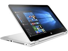 "HP Pavilion x360 15t Touch Full HD 2-in-1 Convertible Laptop - Silver (15.6"" Full HD Touchscreen, Intel i5-7200U, 8GB RAM, 1TB HDD, Intel HD 620 Graphics, Windows 10) Touch Screen Yoga Tablet Notebook   see more at  http://laptopscart.com/product/hp-pavilion-x360-15t-touch-full-hd-2-in-1-convertible-laptop-silver-15-6-full-hd-touchscreen-intel-i5-7200u-8gb-ram-1tb-hdd-intel-hd-620-graphics-windows-10-touch-screen-yoga-tablet-notebook/"