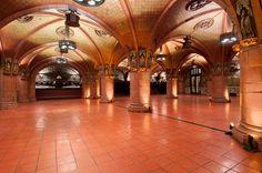 Seelbach Hilton, Louisville, KY, The Rathskeller, Rookwood Tile installation