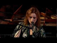"""▶ """"This thing you call love, she smiles way too much..."""" Tori Amos - Taxi Ride (Soundstage 2003) - YouTube"""