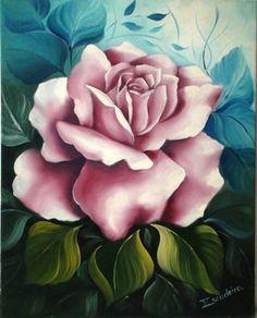 grande rosa cor de rosa