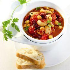 Mexicaanse tomaten-bonensoep #SnelKlaar #WWrecept