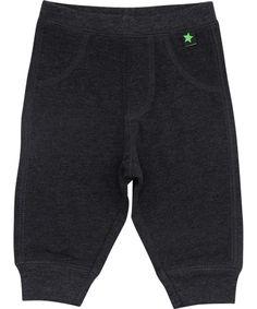Molo Basic dark grey baby pants. molo.en.emilea.be