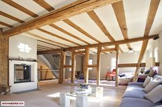 El encanto de una casa de madera es incomparable y esto ha…