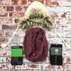 We need your winter accessories!  Sell us your gently worn or...