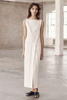 Maiyet Resort 2016 Fashion Show Fashion Details, Look Fashion, Fashion Show, Womens Fashion, Fashion Trends, Runway Fashion, Fashion Outfits, Outfits In Weiss, Looks Style