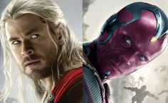 'Avengers: Age of Ultron' Deleted Scene Sees Thor vs Vision