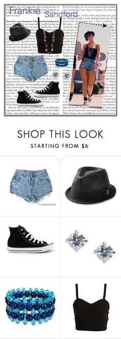"""""""What About Us / Frankie Sandford"""" by suellen-p ❤ liked on Polyvore featuring Levi's, Diesel, Converse, Lane Bryant, Delmar, pretty, girl, TheSaturdays and FrankieSandford"""