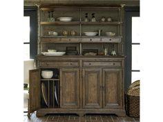 Universal Furniture | New Bohemian Credenza with Hutch