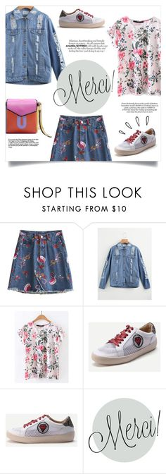 """""""Merci!"""" by mahafromkailash ❤ liked on Polyvore featuring Old Navy and WALL"""