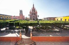 San Miguel de Allende, la niña bonita de México