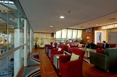 The Jack Lynch Lounge at Ireland Cork Airport