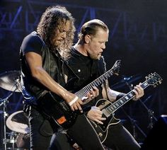James Hetfield Gibson Les Paul Custom black