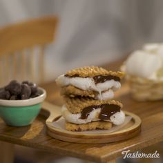 You'll definitely want some more of these s'mores.