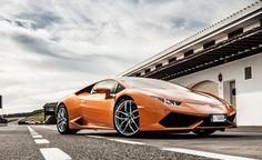 nice Lamborghini Huracán LP610-4