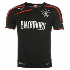 GLASGOW RANGERS third 2013-14
