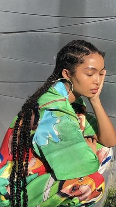 this too shall pass Black Girls Hairstyles, Cute Hairstyles, Twists, Hair Inspo, Hair Inspiration, Curly Hair Styles, Natural Hair Styles, Black Girl Aesthetic, Dreadlocks