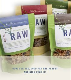 """I have been trying to eat as much raw foods as possible lately and this company """"two moms in the raw"""" make that so much easier AND delish"""