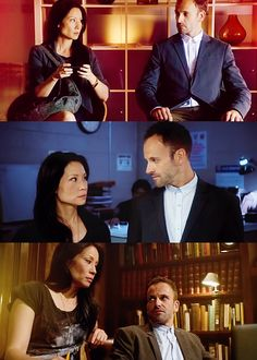 You are watching the movie Elementary on Sherlock Holmes investigates crimes in modern-day New York City as a consultant to the NYPD and is assisted by Joan Watson, a former surgeon, who is hired by Elementary Tv Show, Sherlock Holmes Elementary, Johnny Lee, Jonny Lee Miller, Watson Sherlock, Arthur Conan Doyle, Great Tv Shows, Best Tv, Movie Tv