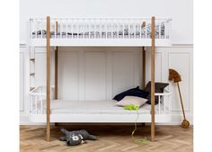 Buy Oliver Furniture Wood Modern Bunk Bed Online | MOOD