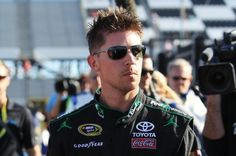 Motor'n News: DENNY HAMLIN, No. 11 FedEx Office Toyota Camry, Joe Gibbs Racing