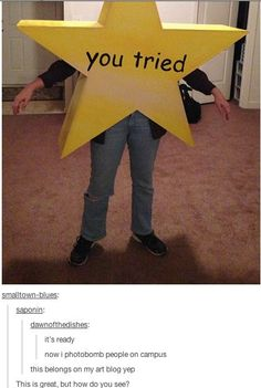 Halloween costume right there