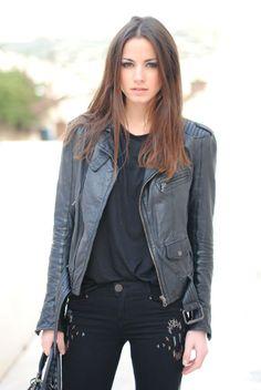 Fashionvibe » Zina Charkoplia Fashion Blog » Ethnic Print