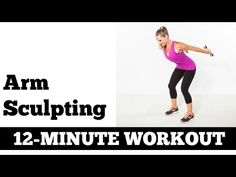 12 Minute Arms, Upper Body Exercises | Full Length Strength Home Workout - YouTube