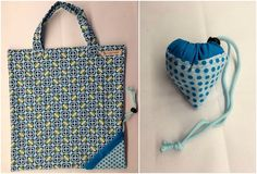 Pocket in the bag, instructions, cotton, sewing, bag case Sewing Blogs, Sewing Hacks, Sewing Tutorials, Sewing Crafts, Sewing Projects, Sewing Patterns, Purse Patterns, Knitting Patterns, Diy Bags Purses
