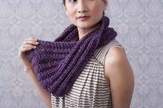 Mistake Stitch Möbius - Knitting Daily