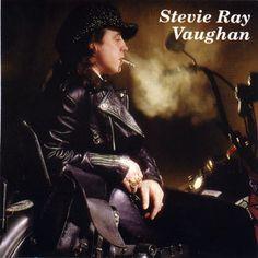Stevie Ray Vaughan smokin'