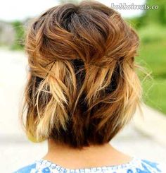 20 Ombre Bob Hairstyles - 6 #BobHaircuts