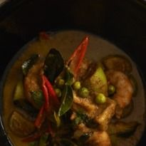 Neil+Perry's+recipes:+green+curry+of+prawns+ - NDTV