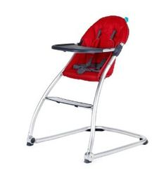 Amazon.com: Baby Home Eat High Chair - Red: Baby