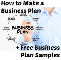 5 #business plan essentials plus FREE business plan samples for any small business idea! Get your idea off the ground and set goals with these free business plan templates. small business ideas, small business success tips, #smallbusiness #entrepreneurship