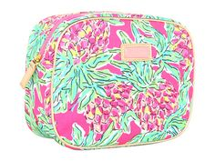 Lilly Pulitzer Make Up Bag Love Blue, Glitz And Glam, Large Bags, Birthday Wishes, Lilly Pulitzer, Saddle Bags, Preppy, Purses And Bags, Shoe Bag