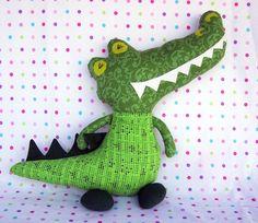 Crocodile Softie!