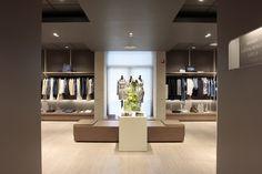 Bettoni Store by Andrea Gaio, Bergamo - Italy