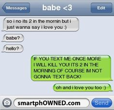 Page 152 - Relationships - Autocorrect Fails and Funny Text Messages - SmartphOW. - So Funny Epic Fails Pictures Funny Texts Jokes, Text Jokes, Funny Text Fails, Cute Texts, Stupid Funny Memes, Haha Funny, Funny Stuff, Funny Humor, Halarious Texts