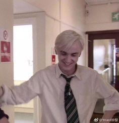 Tom Felton Harry Potter, Mundo Harry Potter, Slytherin Harry Potter, Harry Potter Draco Malfoy, Harry Potter Pictures, Harry Potter Characters, Harry Potter World, Hogwarts, Severus Snape
