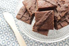 Raw Brownies - vegan and glutenfree:glutenfrei - www.healthyhappysteffi.com