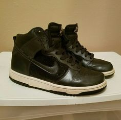 119c75dfac5 Dark Grey Nikes Dark grey with black sparkles womens nikes. In good  condition